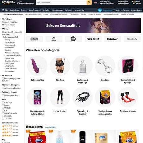Amazon Seksspeeltjes