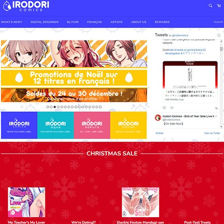 Irodori Comics