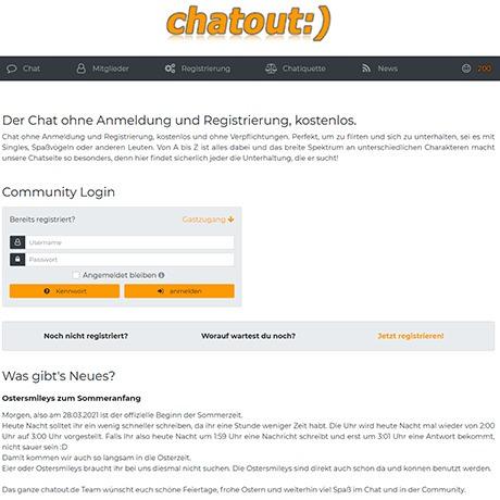 Chatout