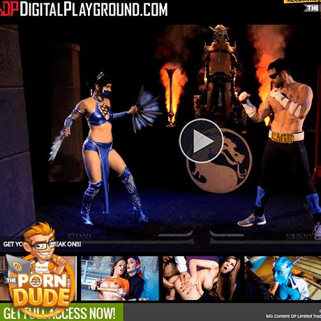 Digital PlayGround Parodies